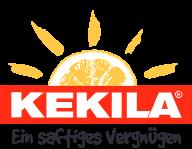 Logo von Kekila, handgeerntete Fruchtsäfte
