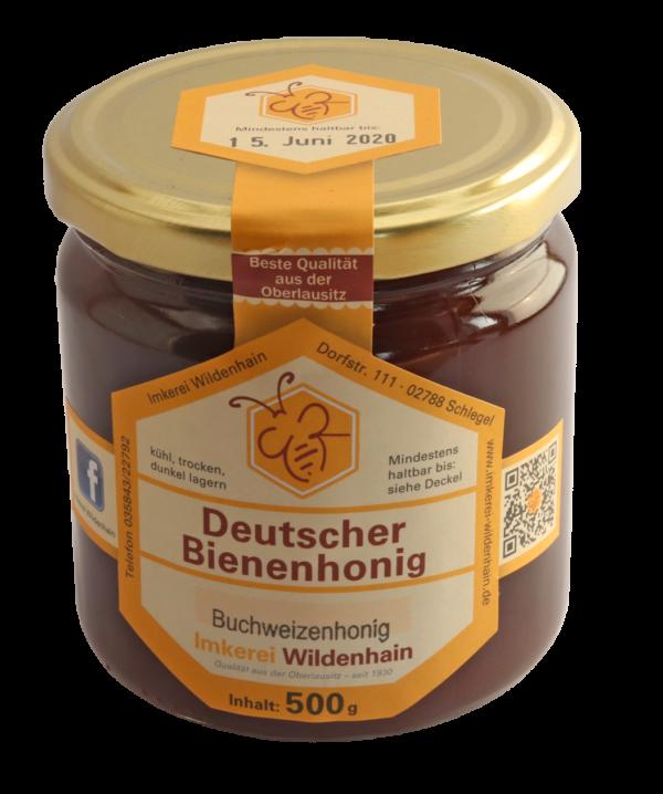 Oberlausitzer Buchweizenhonig