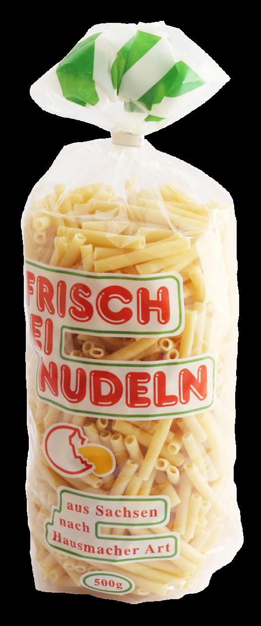Frisch Ei Makkaroni aus Sachsen