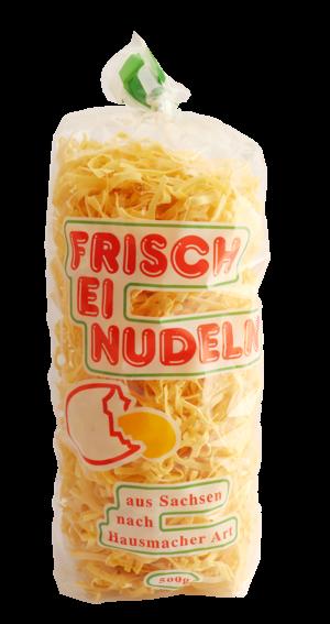 Frisch Ei Nudeln aus Sachsen
