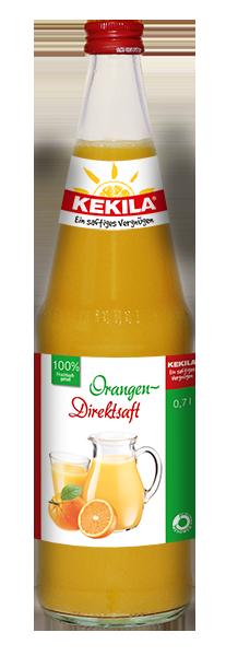 Direktsaft Orange