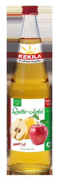 Quitte-Apfel-Saft