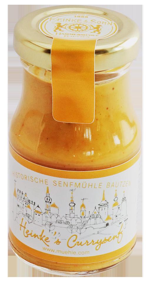 Senfmühle Bautzen Curry Senf
