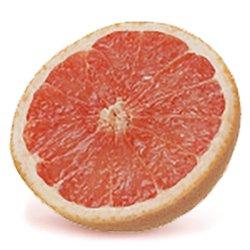 Eine Grapefruit