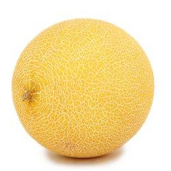 Eine Melone, enthalten in verschiedenen Kekila Fruchtsaft Sorten