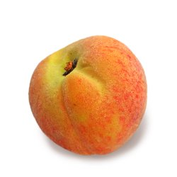 Ein Pfirsich, enthalten in verschiedenen Fruchtsaft Sorten von Kekila